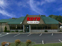 Koto Sushi and Japanese Steak House and Bar in Morristown, TN